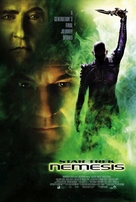 Star Trek: Nemesis - Canadian Movie Poster (xs thumbnail)