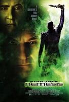 Star Trek: Nemesis - Canadian Movie Poster (xs thumbnail)