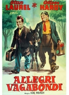 Way Out West - Italian Movie Poster (xs thumbnail)