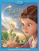 Tinker Bell and the Great Fairy Rescue - Movie Cover (xs thumbnail)