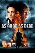 As Good as Dead - DVD cover (xs thumbnail)