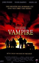 Vampires - German Movie Cover (xs thumbnail)