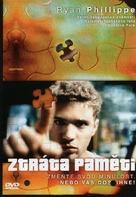 The I Inside - Czech DVD cover (xs thumbnail)