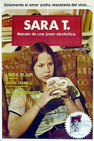 Sarah T. - Portrait of a Teenage Alcoholic - Spanish Movie Poster (xs thumbnail)