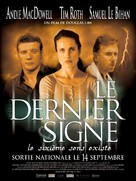 The Last Sign - French Movie Poster (xs thumbnail)