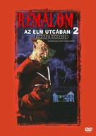 A Nightmare On Elm Street Part 2: Freddy's Revenge - Hungarian DVD movie cover (xs thumbnail)