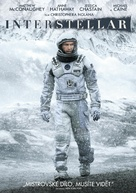 Interstellar - Czech DVD movie cover (xs thumbnail)