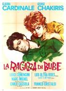 La ragazza di Bube - Italian Movie Poster (xs thumbnail)
