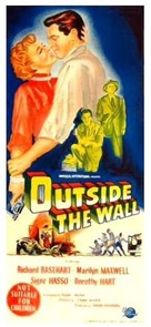 Outside the Wall - Australian Movie Poster (xs thumbnail)