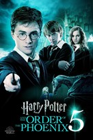 Harry Potter and the Order of the Phoenix - Video on demand movie cover (xs thumbnail)