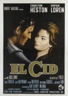 El Cid - Italian Movie Poster (xs thumbnail)