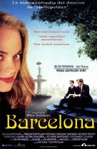 Barcelona - Spanish Movie Poster (xs thumbnail)