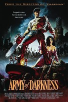 Army Of Darkness - Theatrical movie poster (xs thumbnail)