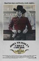 Urban Cowboy - Movie Poster (xs thumbnail)