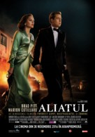 Allied - Romanian Movie Poster (xs thumbnail)