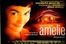 Le fabuleux destin d'Amélie Poulain - British Movie Poster (xs thumbnail)