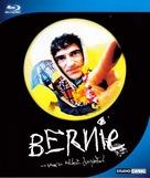Bernie - French Blu-Ray movie cover (xs thumbnail)