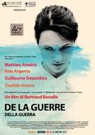 De la guerre - Italian Movie Poster (xs thumbnail)