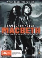 Macbeth - Australian DVD cover (xs thumbnail)