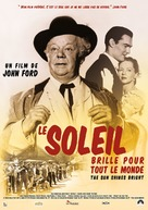 The Sun Shines Bright - French Re-release poster (xs thumbnail)