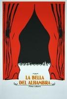 Bella del Alhambra, La - Cuban Movie Poster (xs thumbnail)