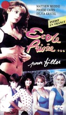 Private School - French VHS cover (xs thumbnail)