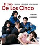 The Breakfast Club - Spanish Movie Cover (xs thumbnail)