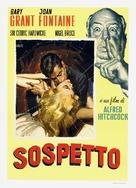 Suspicion - Italian Re-release poster (xs thumbnail)