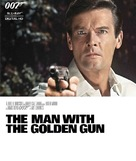 The Man With The Golden Gun - Movie Cover (xs thumbnail)