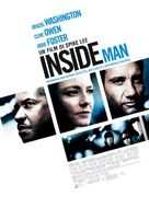 Inside Man - Italian Movie Poster (xs thumbnail)