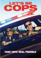 Let's Be Cops - DVD cover (xs thumbnail)