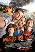 Vacation - Lithuanian Movie Poster (xs thumbnail)