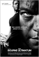 The Bourne Ultimatum - Swiss Movie Poster (xs thumbnail)