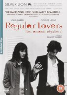 Les amants réguliers - British DVD cover (xs thumbnail)