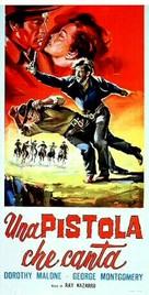 The Lone Gun - Italian Movie Poster (xs thumbnail)