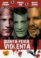 Thursday - Brazilian Movie Poster (xs thumbnail)