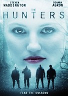 The Hunters - DVD cover (xs thumbnail)