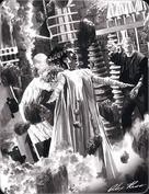 Bride of Frankenstein - Spanish Blu-Ray cover (xs thumbnail)