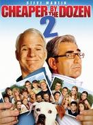 Cheaper by the Dozen 2 - Movie Cover (xs thumbnail)