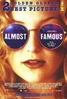 Almost Famous - Video release movie poster (xs thumbnail)