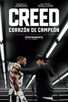 Creed - Mexican Movie Poster (xs thumbnail)