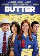 Butter - DVD movie cover (xs thumbnail)