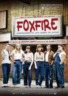 Foxfire - Spanish Movie Poster (xs thumbnail)