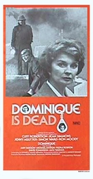 Dominique - Australian Movie Poster (xs thumbnail)