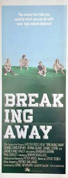 Breaking Away - Movie Poster (xs thumbnail)