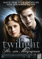 Twilight - German Movie Poster (xs thumbnail)