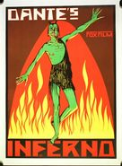 Dante's Inferno - Dutch Movie Poster (xs thumbnail)