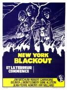Blackout - Belgian Movie Poster (xs thumbnail)