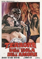 Brides of Blood - Italian Movie Poster (xs thumbnail)