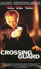The Crossing Guard - German Movie Poster (xs thumbnail)